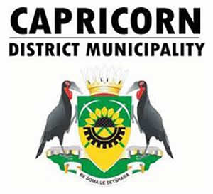 Capricorn District Municipality Tenders