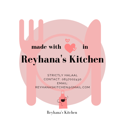 Business Listing for Reyhanas Kitchen