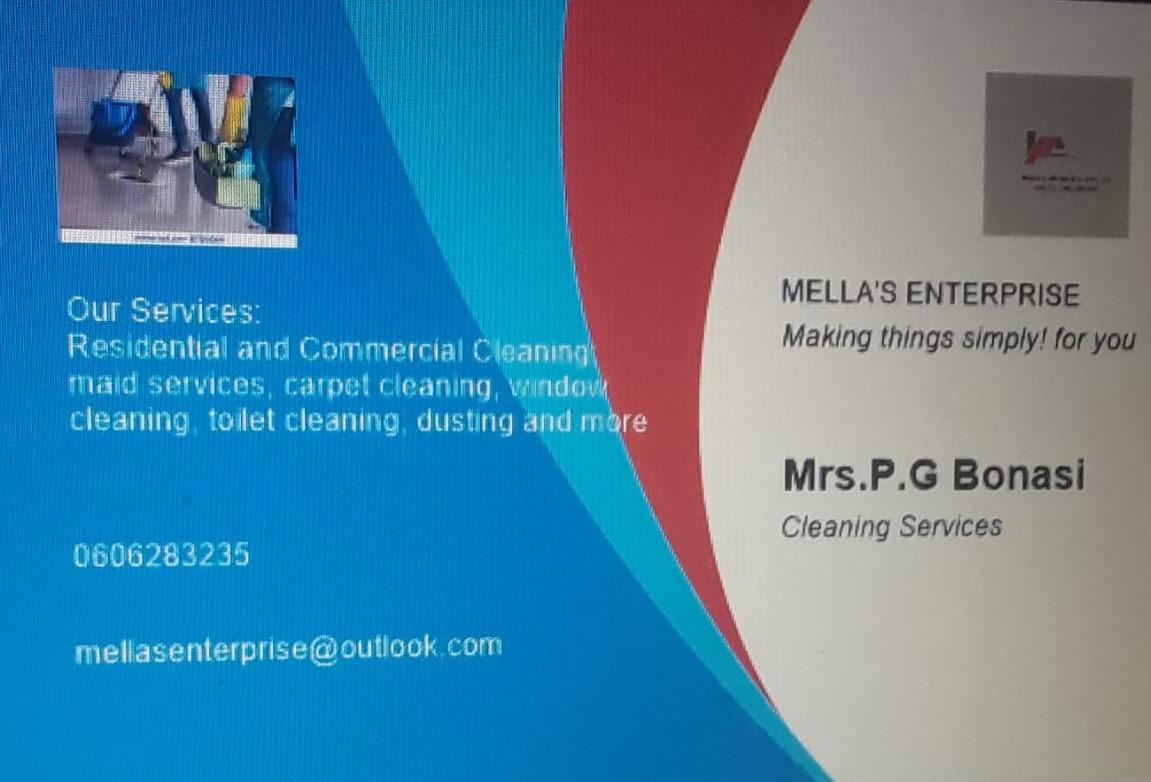 Business Listing for MELLA''S ENTERPRISE