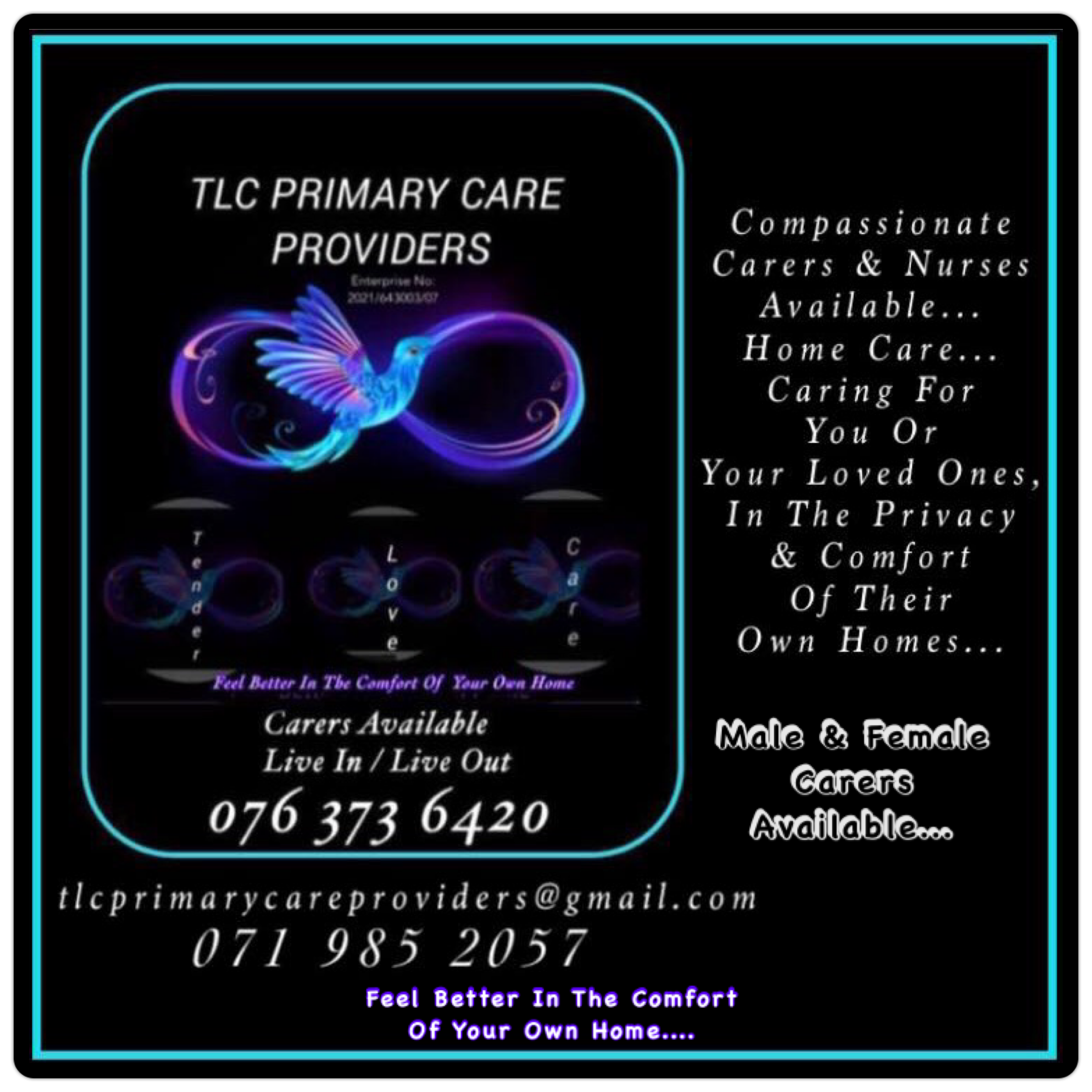 Business Listing for TLC PRIMARY CARE PROVIDERS
