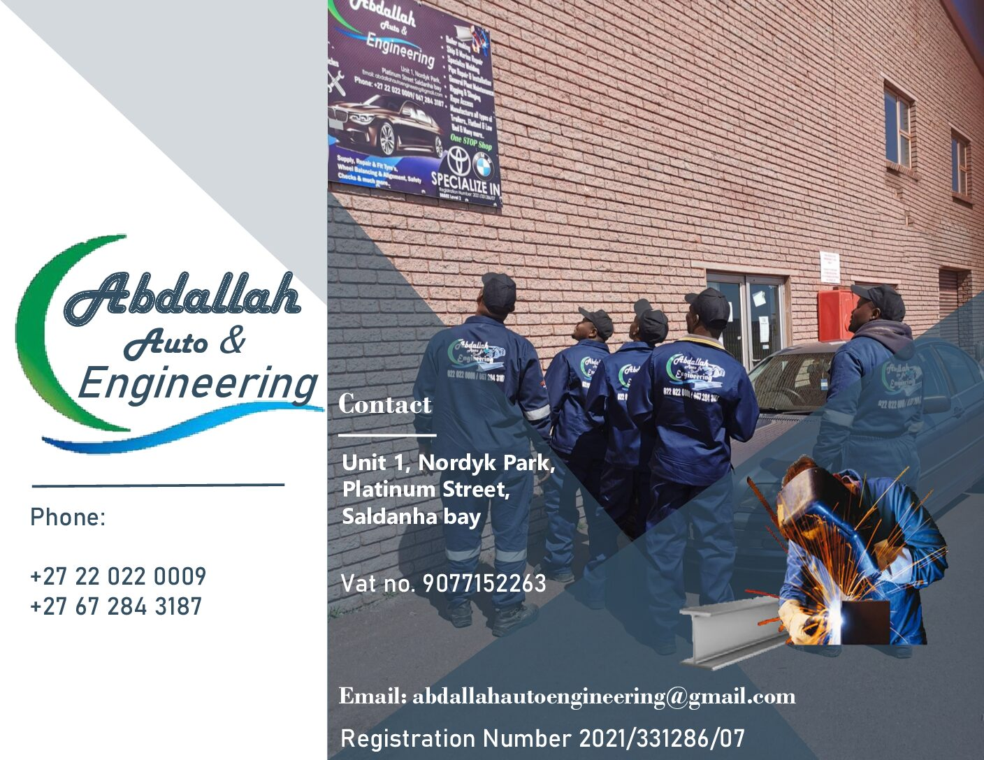 Business Listing for Abdallah Auto Engineering Pty Ltd